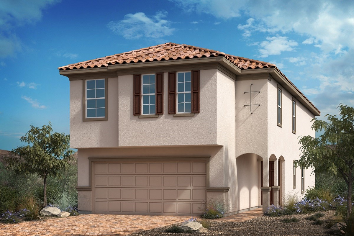 New Homes in Las Vegas, NV - Mirage Landings Plan 2469