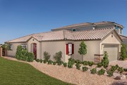 New Homes in Las Vegas, NV - Plan 1157 Modeled