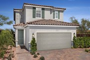 New Homes in Las Vegas, NV - Plan 2114 Modeled