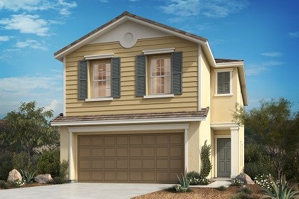 New Homes in Las Vegas, NV - Elevation H