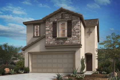 New Homes in Las Vegas, NV - Elevation D