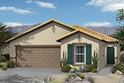 New Homes in Henderson, NV - Plan 1849 Modeled