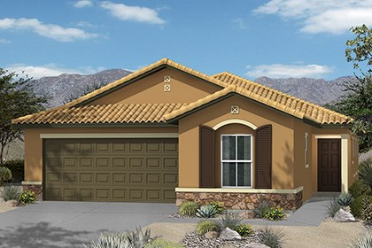 New Homes in Henderson, NV - Plan 1849 Elevation B