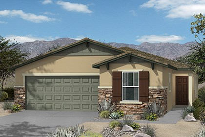 New Homes in Henderson, NV - Plan 1849 Elevation C