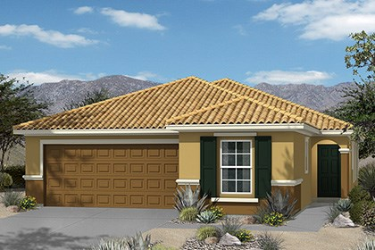 New Homes in Henderson, NV - Plan 1849 Elevation E