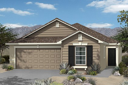 New Homes in Henderson, NV - Plan 1849 Elevation H