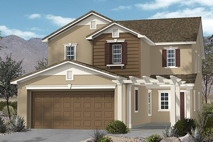 New Homes in Henderson, NV - Plan 2215 Elevation H