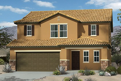 New Homes in Henderson, NV - Plan 2568 Elevation B