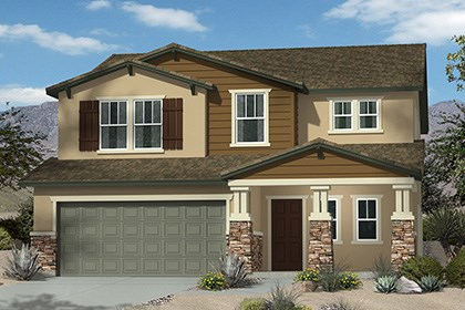 New Homes in Henderson, NV - Plan 2568 Elevation C