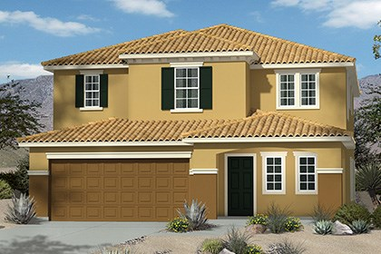 New Homes in Henderson, NV - Plan 2568 Elevation E