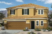 New Homes in Henderson, NV - Plan 2568 Modeled