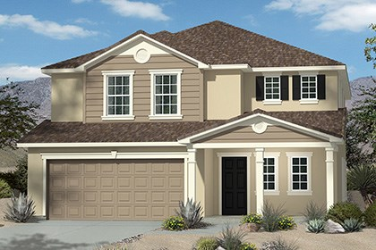 New Homes in Henderson, NV - Plan 2568 Elevation H
