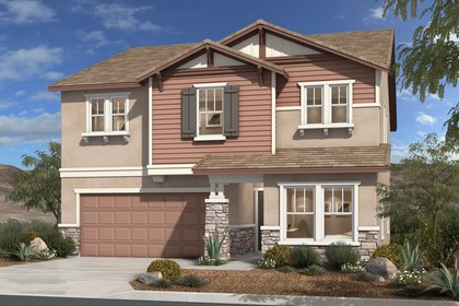 New Homes in Henderson, NV - Elevation C