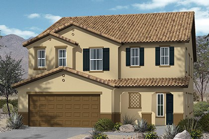 New Homes in Henderson, NV - Plan 3059 Elevation A