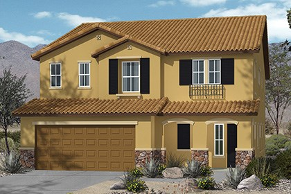 New Homes in Henderson, NV - Plan 3059 Elevation B