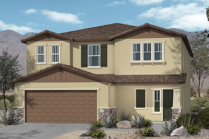 New Homes in Henderson, NV - Plan 3059 Elevation C
