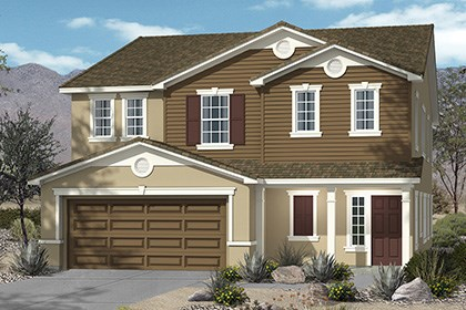 New Homes in Henderson, NV - Plan 3059 Elevation H