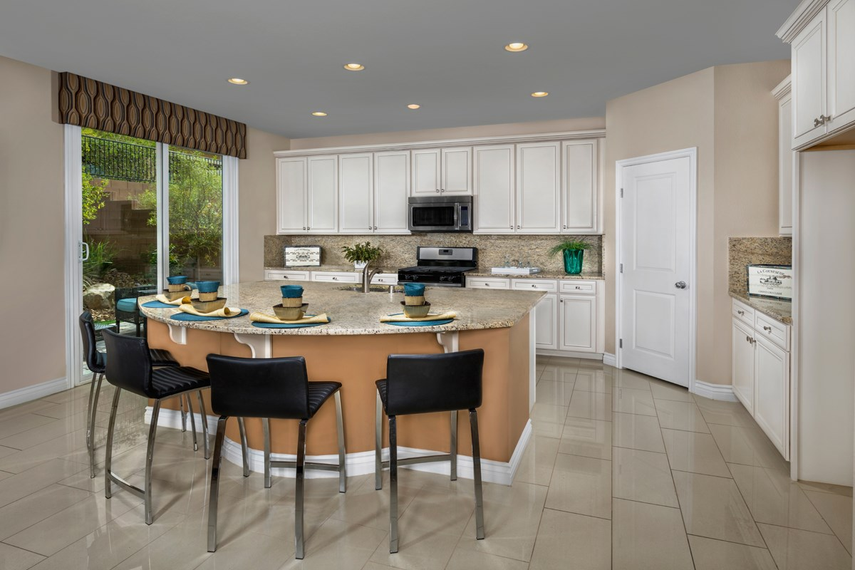 New Homes in Henderson, NV - Reserves at Inspirada Plan 3059 Kitchen