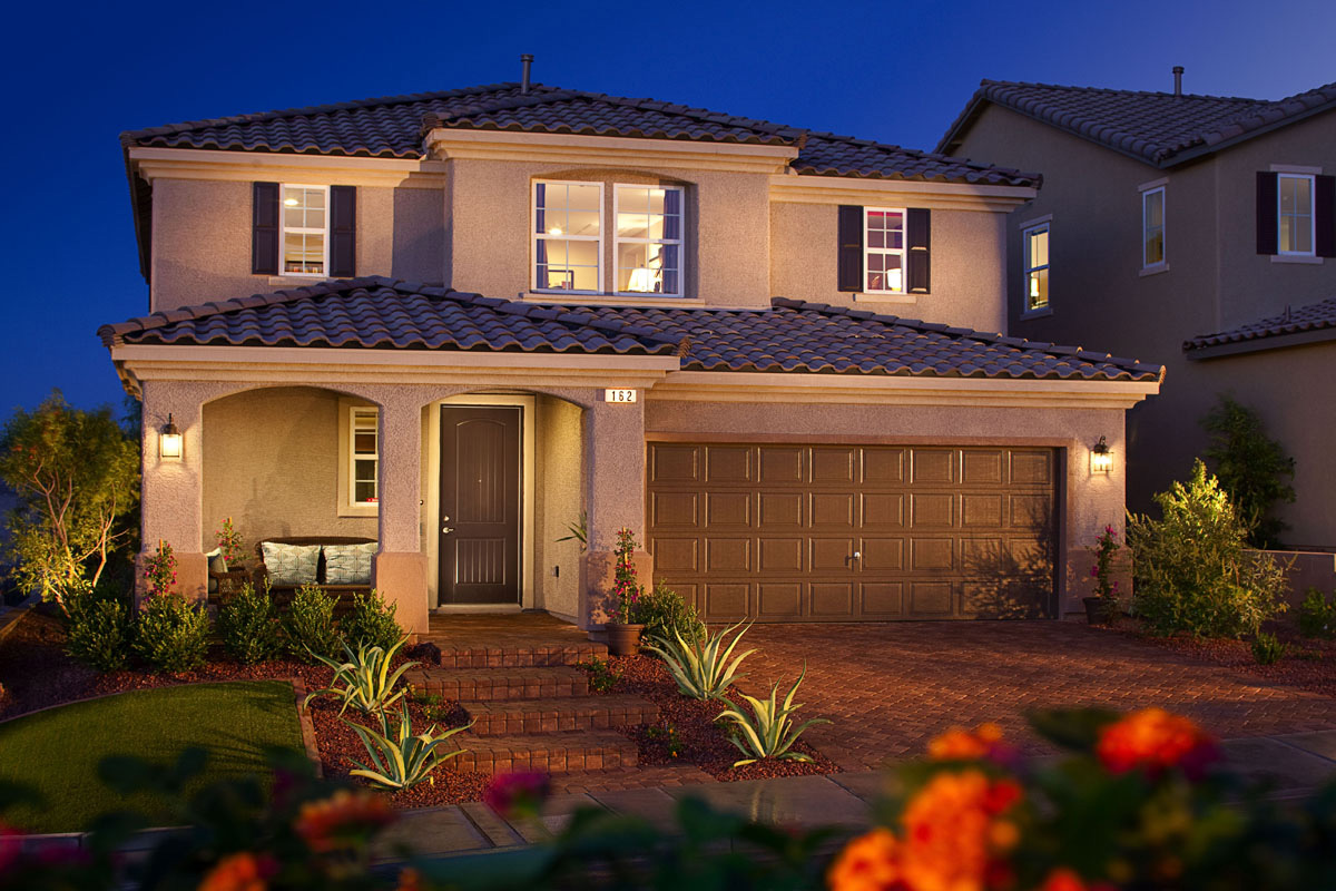 Kb Homes Floor Plans Las Vegas: New Homes For Sale At Reserves At Inspirada In Henderson