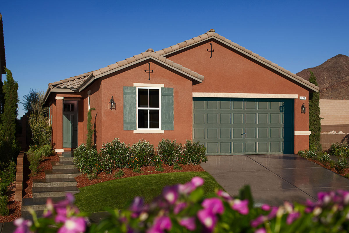New homes for sale at reserves at inspirada in henderson for Henderson house