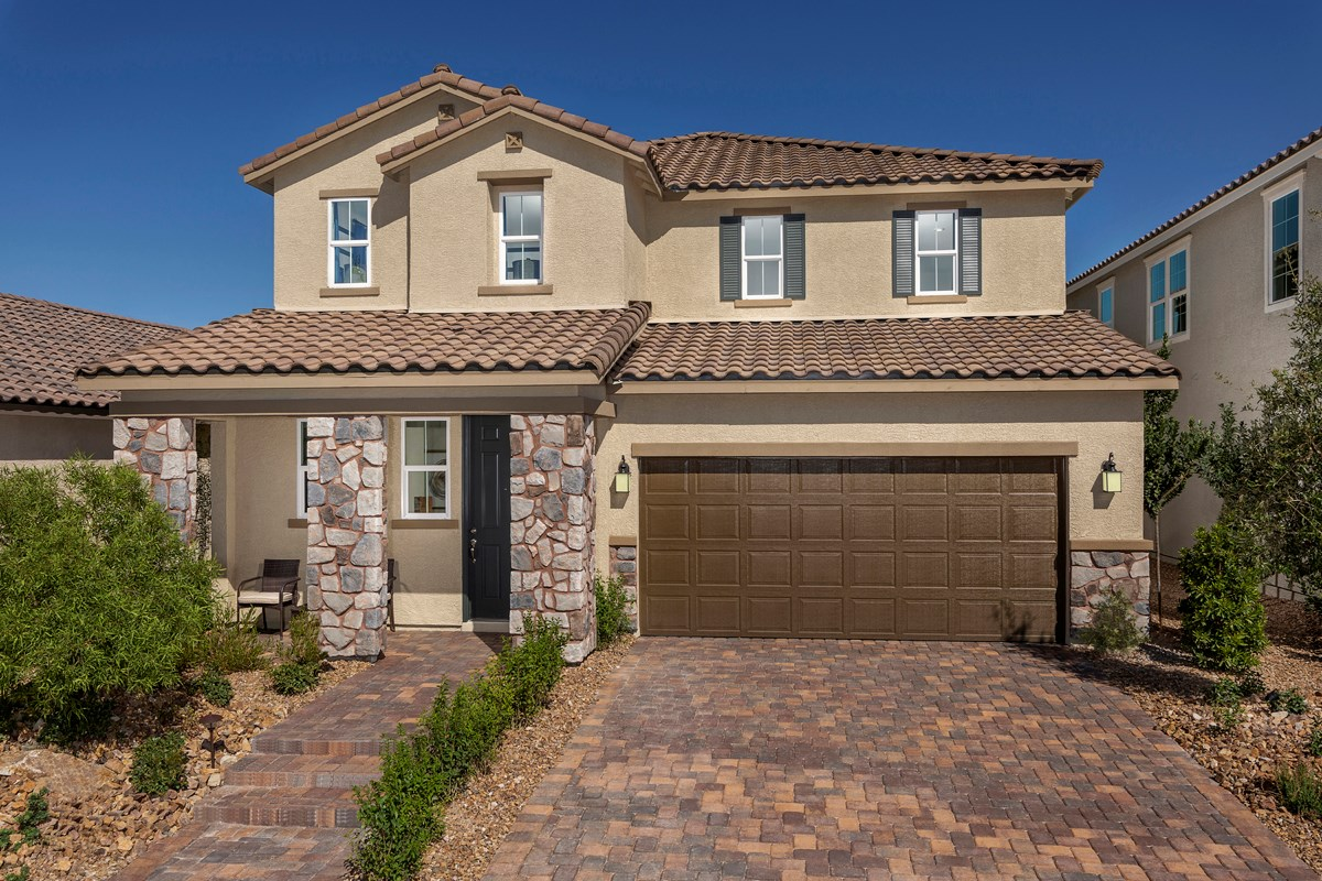 New Homes in Henderson, NV - Reserves at Inspirada Plan 2993