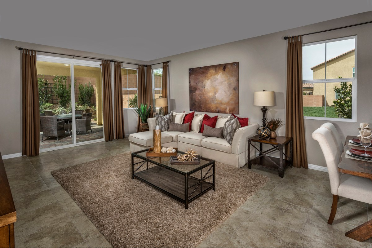 New Homes in Henderson, NV - Reserves at Inspirada Plan 1589 Great Room