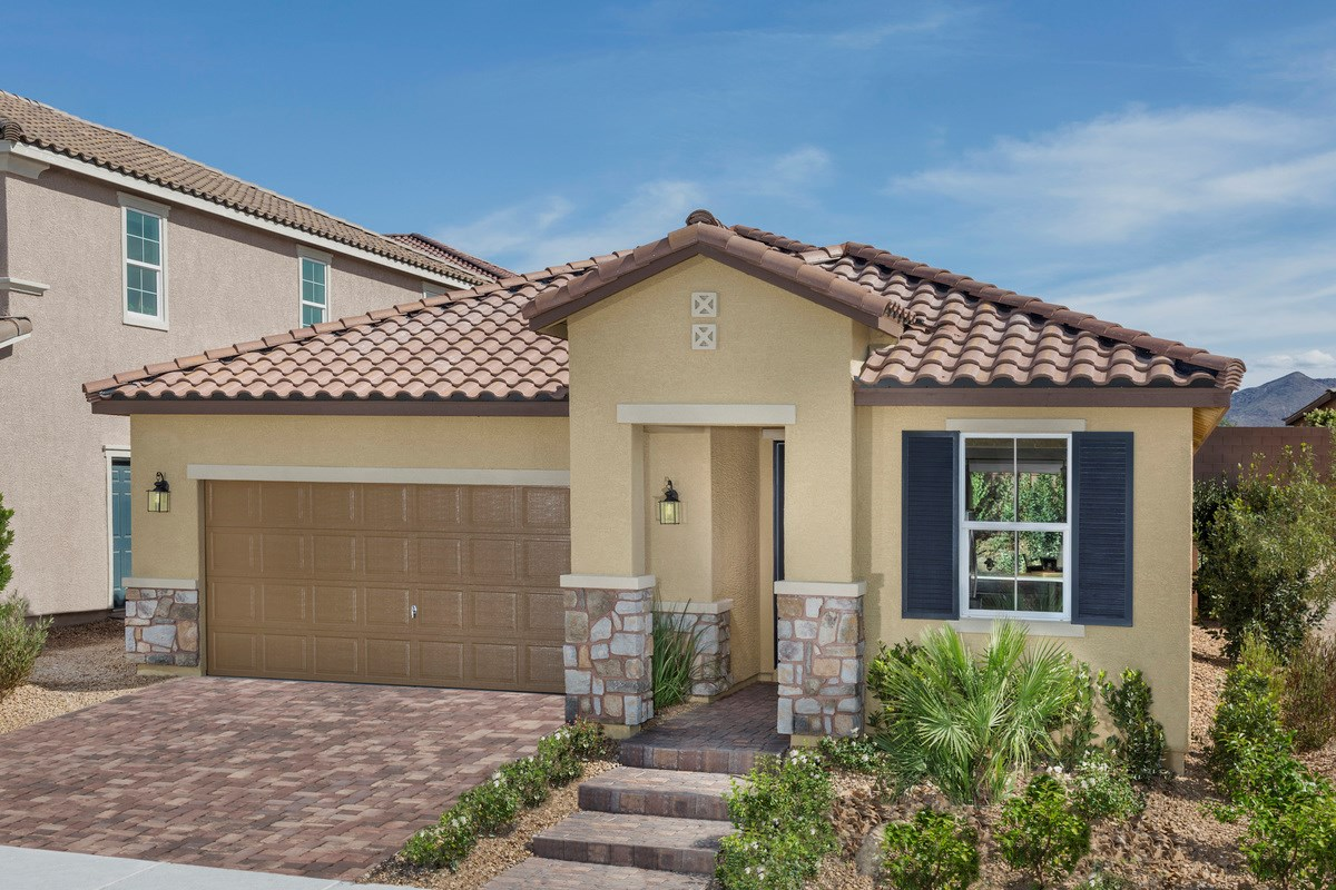 New Homes In Henderson Nv Reserves At Inspirada Plan 1589