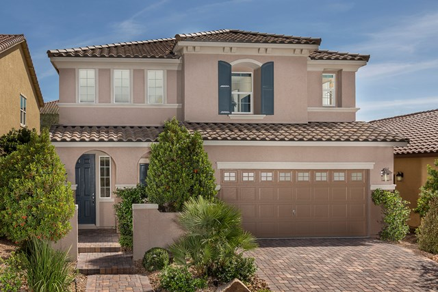 New Homes in Henderson, NV - Plan 3059 Elevation E