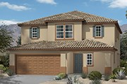New Homes in Las Vegas, NV - Plan 2568 Modeled