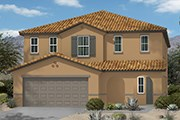 New Homes in Las Vegas, NV - Plan 3059 Modeled