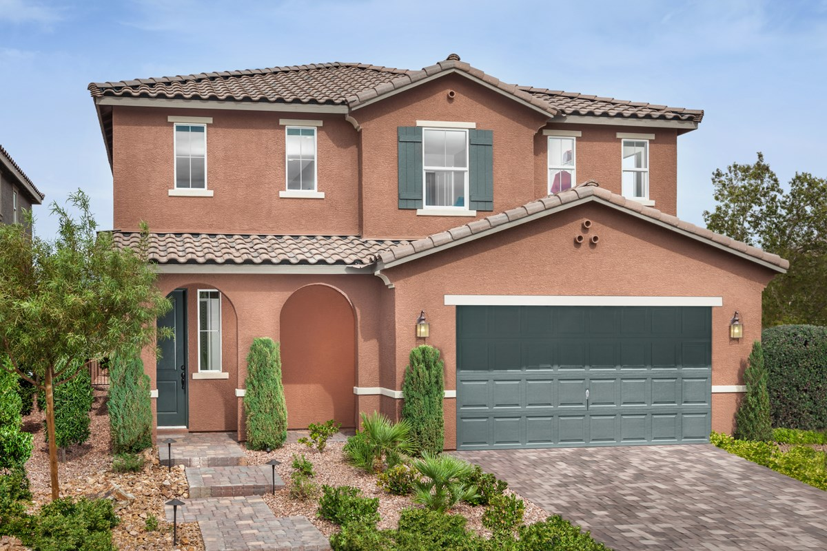 New Homes in Las Vegas, NV - Reserves at San Severo Plan 3059