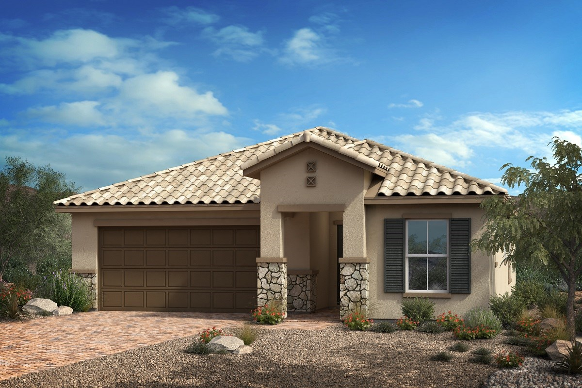 New Homes in North Las Vegas, NV - Centennial Ranch Plan 1589