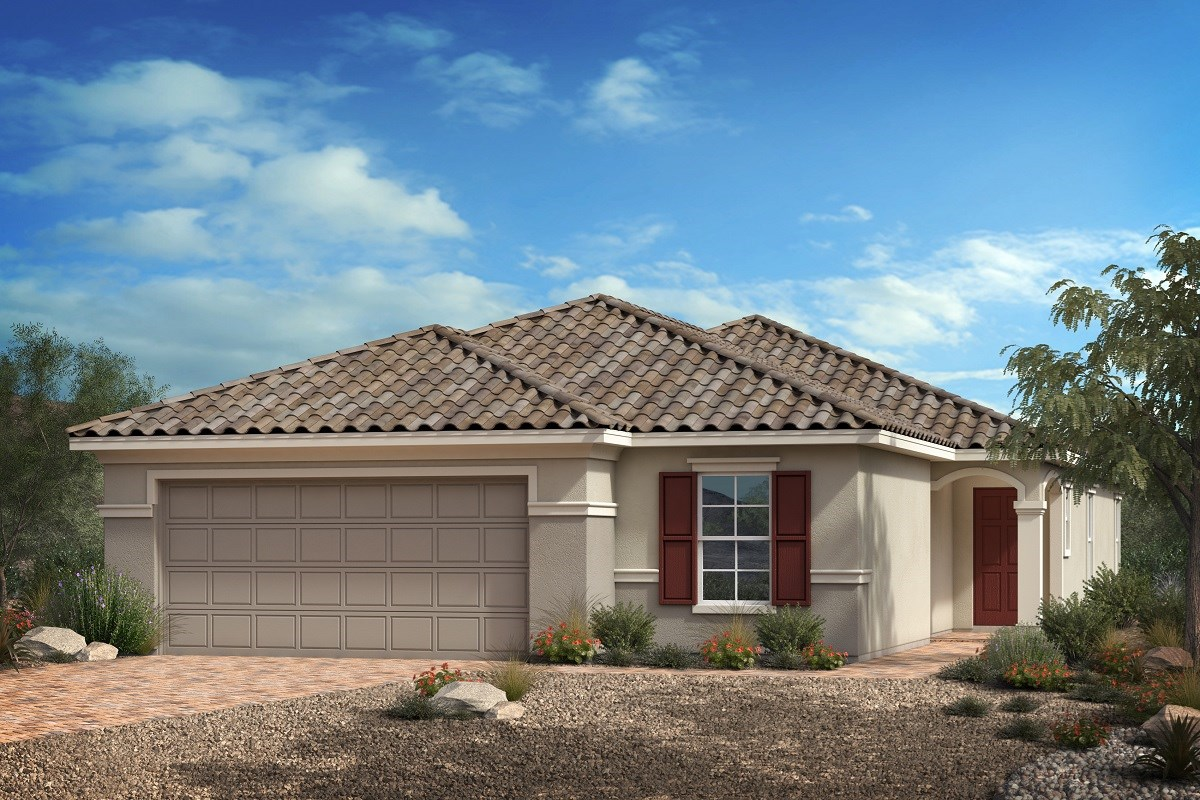 New Homes in North Las Vegas, NV - Centennial Ranch Plan 1700