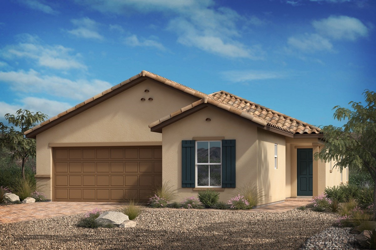 New Homes in North Las Vegas, NV - Centennial Ranch Plan 1849