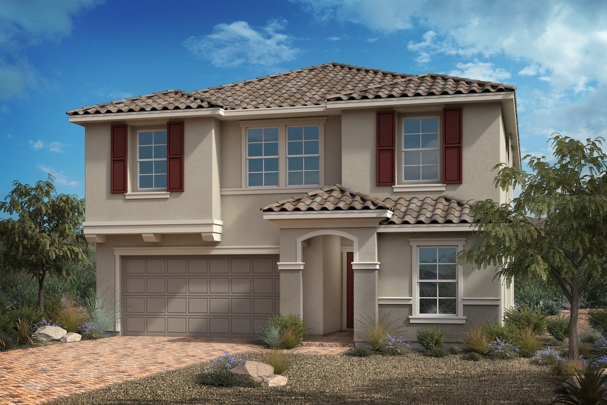 New Homes in North Las Vegas, NV - Centennial Ranch Plan 2679