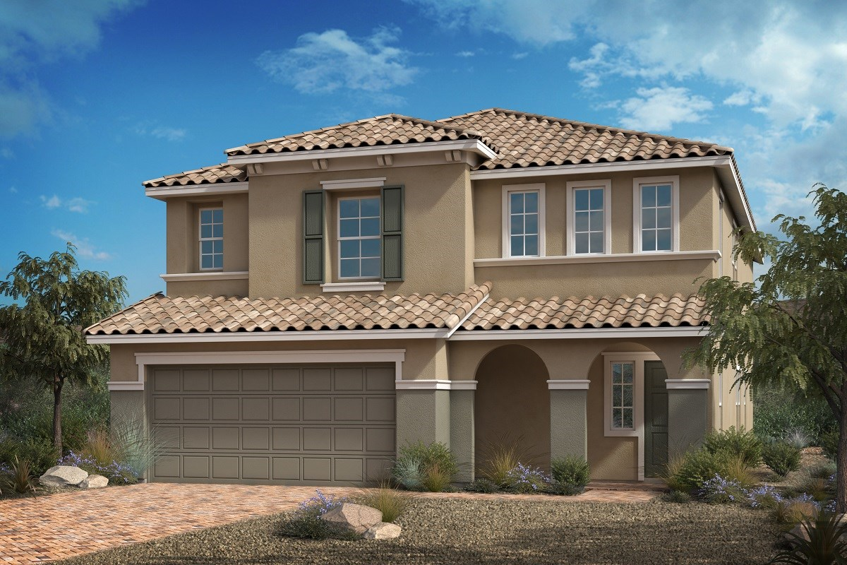 New Homes in North Las Vegas, NV - Centennial Ranch Plan 3059
