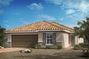 New Homes in North Las Vegas, NV - Plan 1849 Modeled