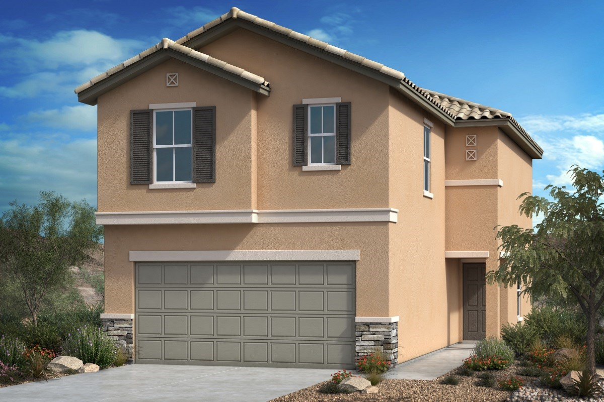 New Homes in Las Vegas, NV - Serene Canyon Plan 1657