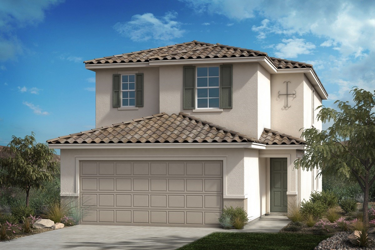 New Homes in Las Vegas, NV - Serene Canyon Plan 2115