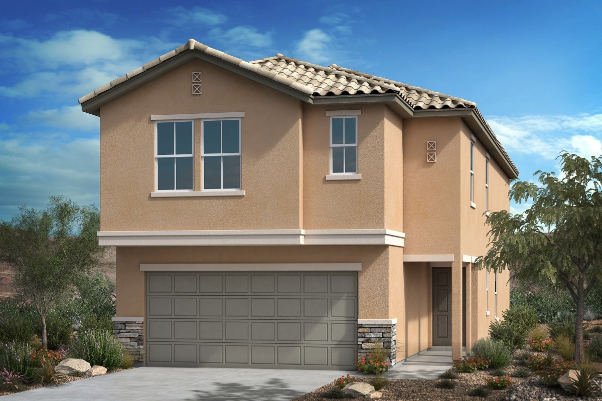 New Homes in Las Vegas, NV - Serene Canyon Plan 2469