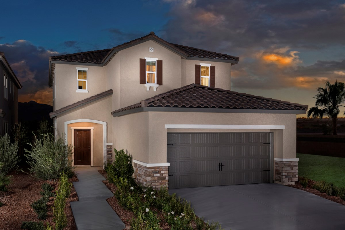 New Homes In Henderson NV