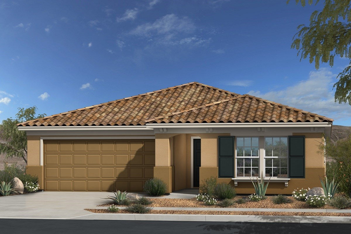 New Homes in Henderson, NV - Talesera Hills Plan 2242