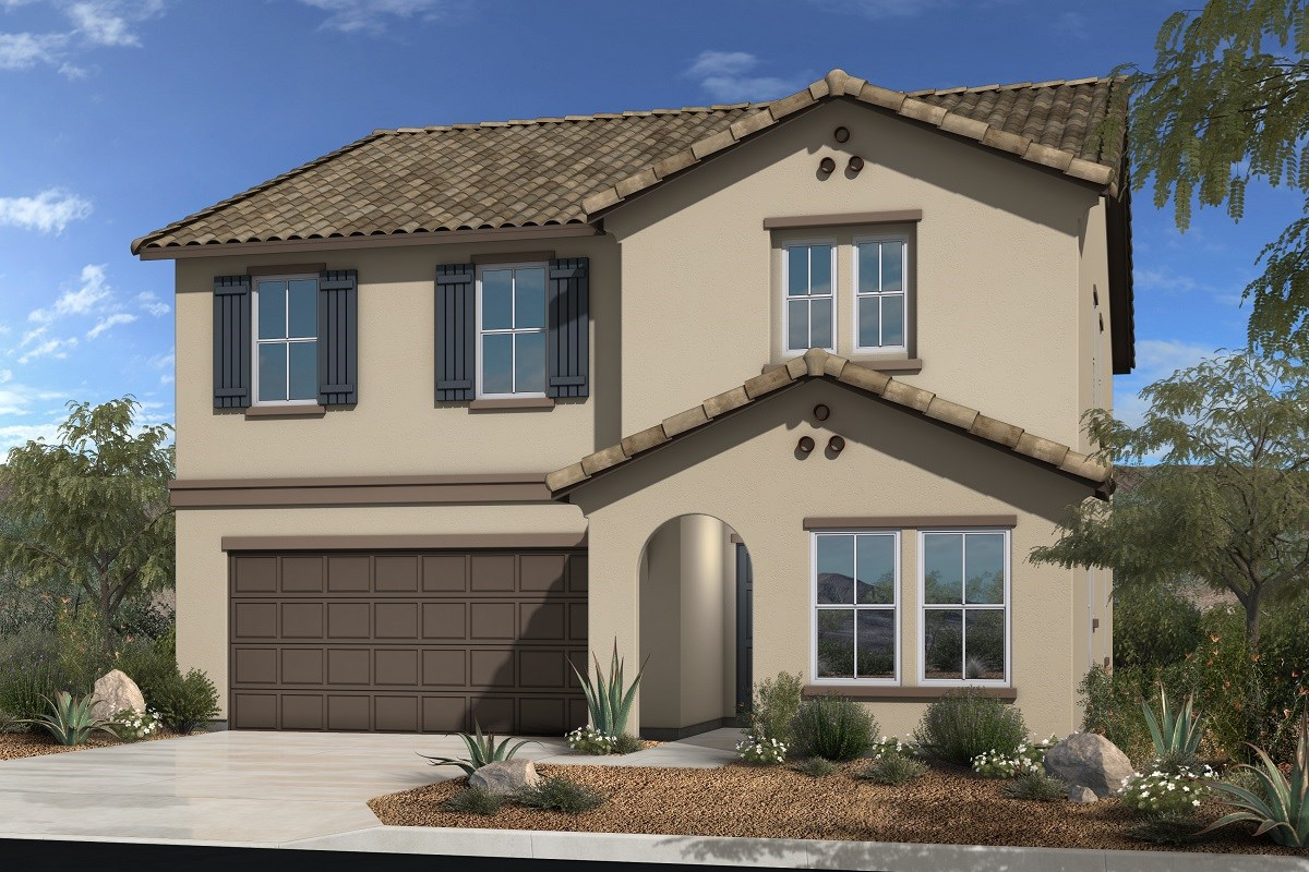 New Homes in Henderson, NV - Talesera Hills Plan 2679