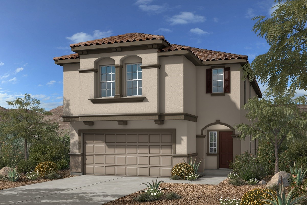 New Homes in Henderson, NV - Talesera Hills Plan 2780