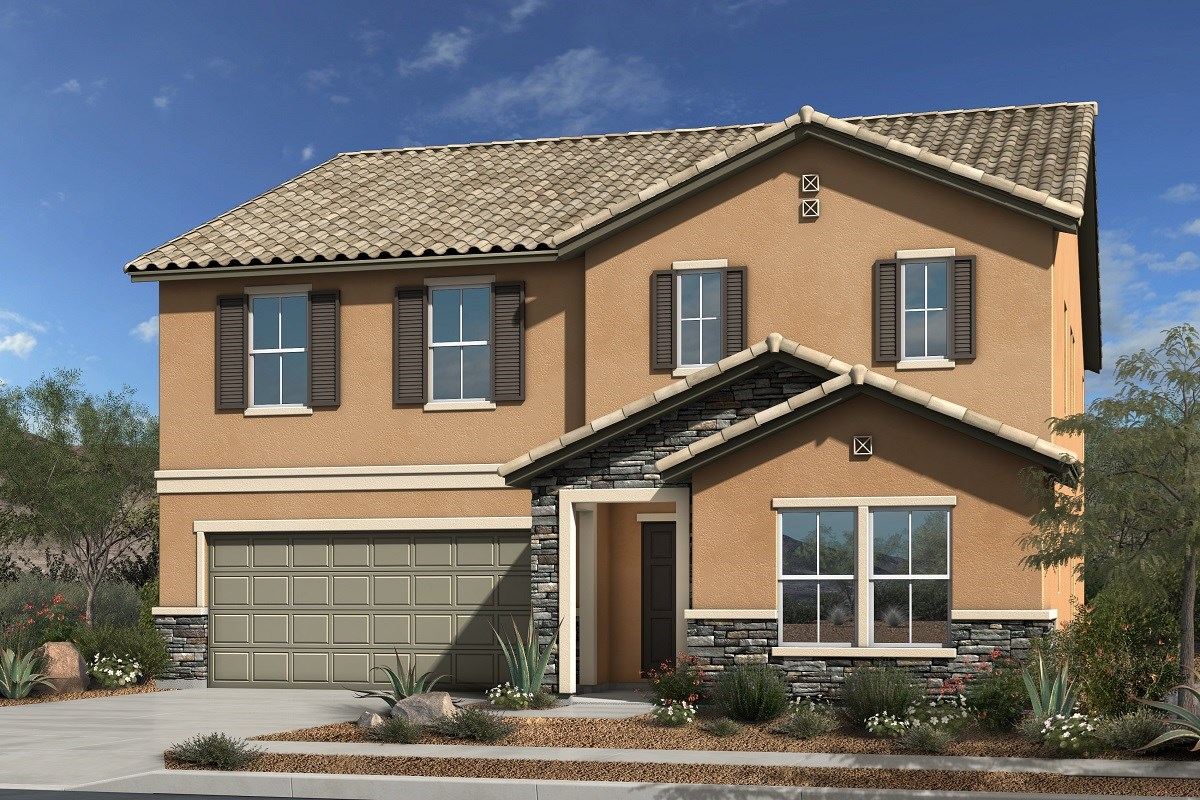 New Homes in Henderson, NV - Talesera Hills Plan 3489
