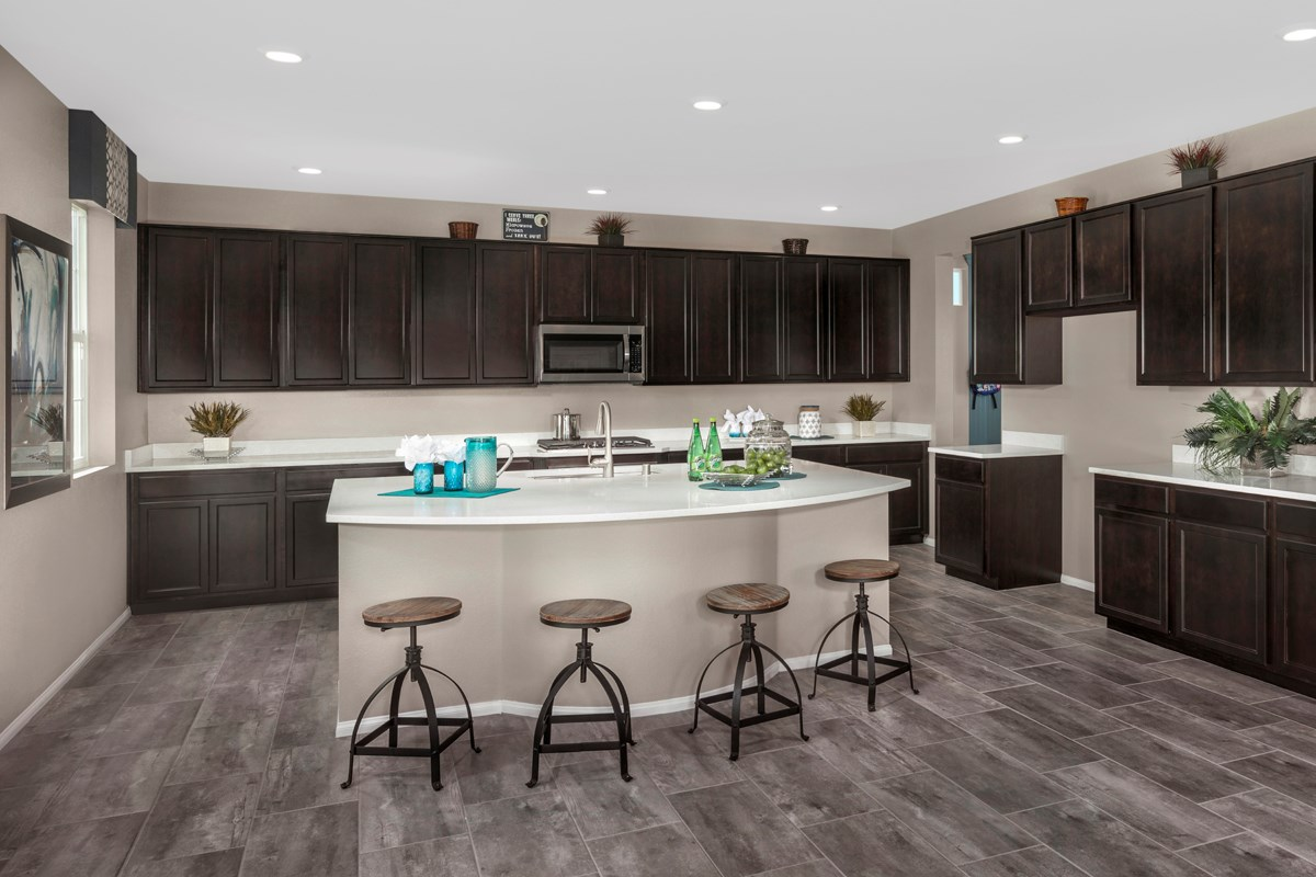 New Homes in Henderson, NV - Talesera Hills Plan 3195 Kitchen