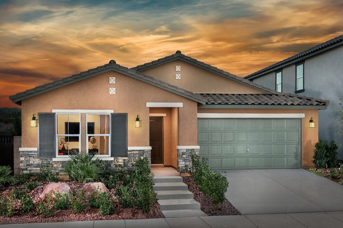 New Homes in Henderson, NV - Talesera Hills Plan 2035 Modeled