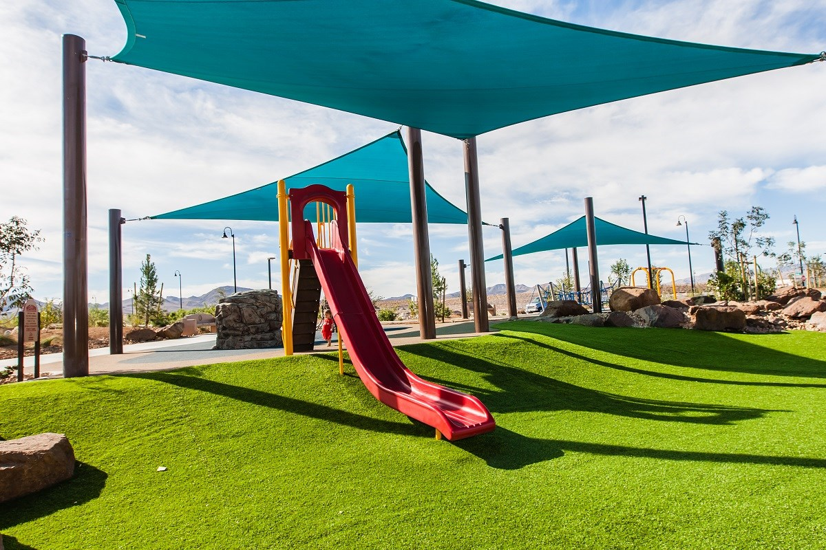 New Homes in Henderson, NV - Terraces at Inspirada Inspirada Park