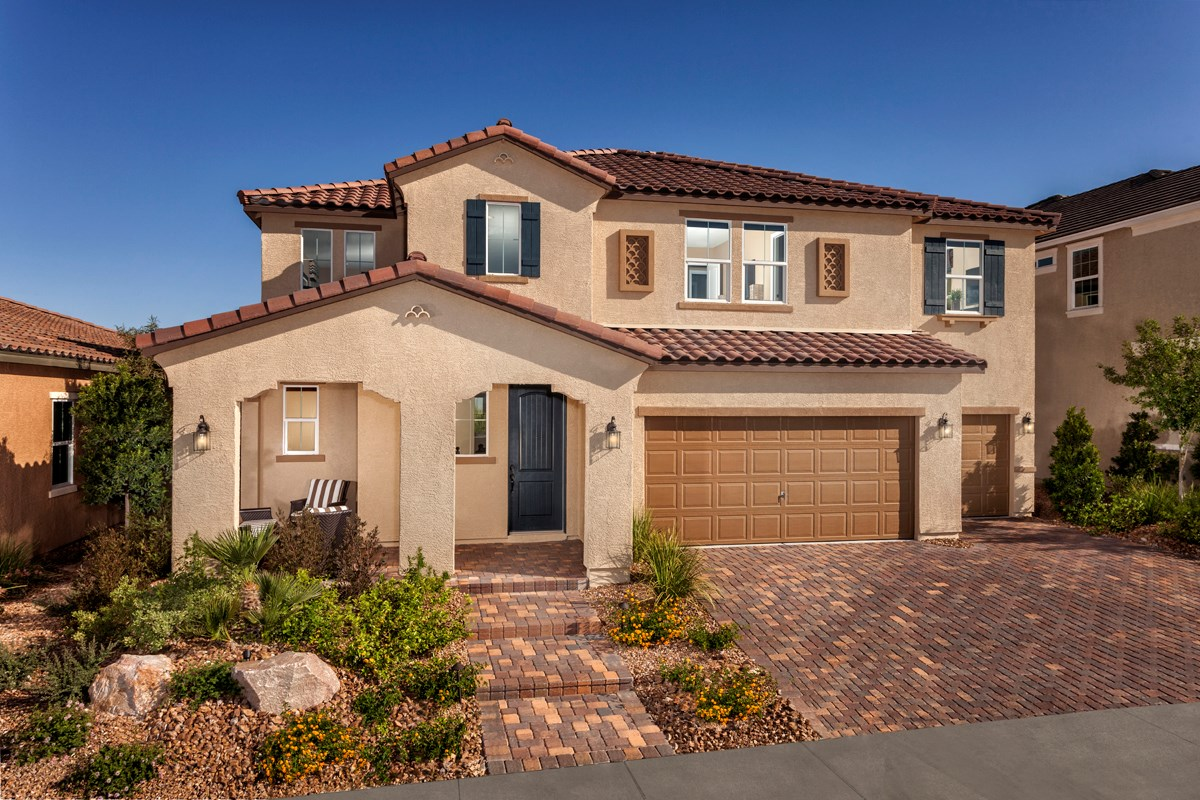 New Homes in Henderson, NV - Terraces at Inspirada Plan 3892