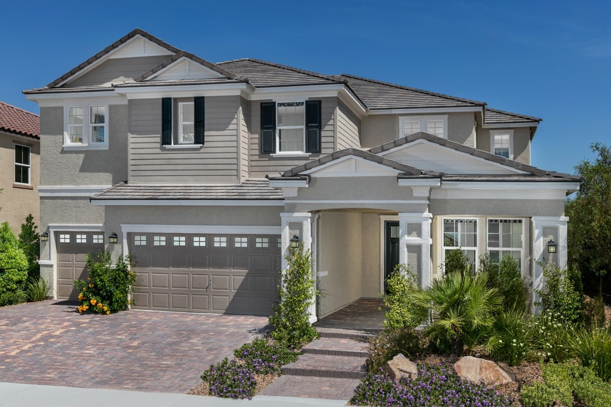 New Homes in Henderson, NV - Terraces at Inspirada Plan 4343